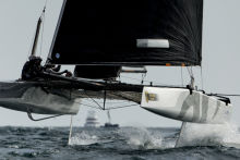 GC32 TPM Med Cup Toulon, France. Pedro Martinez / GC32 Racing Tour. 12 October, 2018.