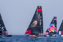GC32 World Championship Lagos. © Sailing Energy/GC32 Racing Tour. 29 June, 2019.