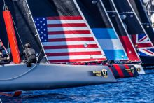 GC32 RACING TOUR 2019, Villasimius Cup, first event of the 2019 season 24 May, 2019.