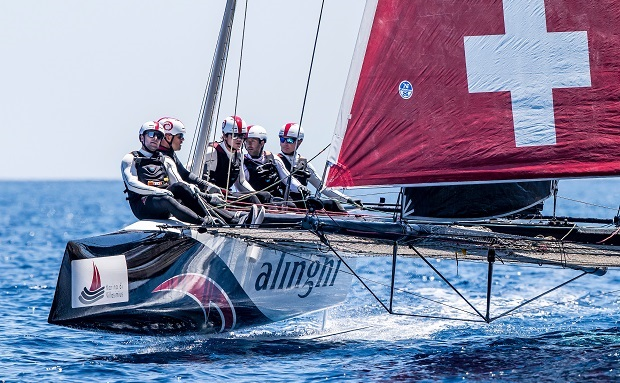 GC32 RACING TOUR 2019, Villasimius Cup, first event of the 2019 season 23 May, 2019.