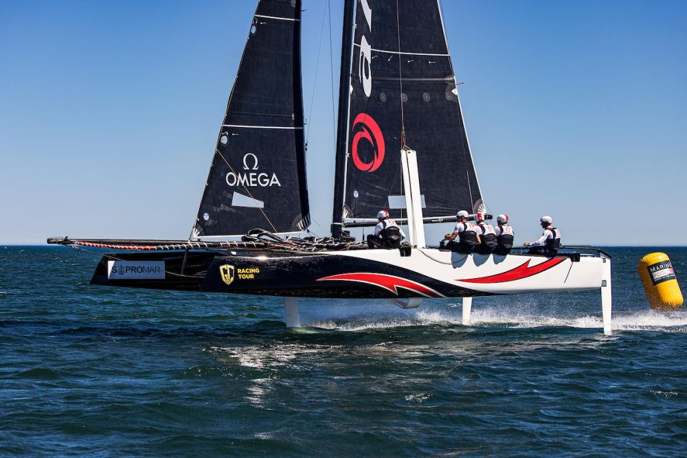 GC32 Racing Tour 2021. Lagos Cup 1 2021.06.29 © Sailing Energy / GC32 Racing Tour