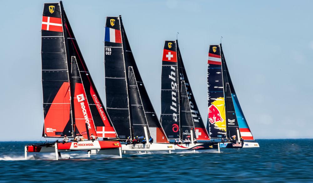GC32 Racing Tour 2021. Lagos Cup 1 03 July, 2021 © Sailing Energy / GC32 Racing Tour