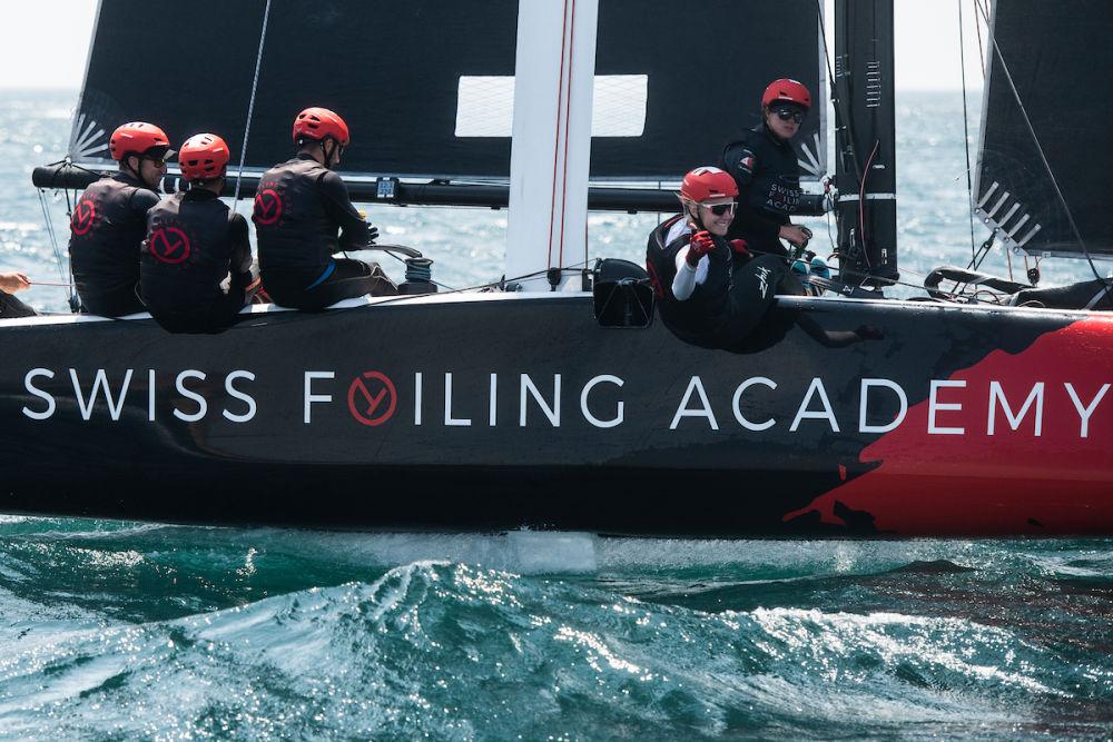GC32 Racing Tour 2021. Lagos Cup 2 01 August, 2021 © Sailing Energy / GC32 Racing Tour