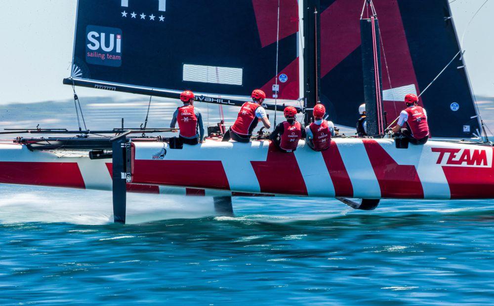 GC32 World Championship Lagos. © Sailing Energy/GC32 Racing Tour. 27 June, 2019.